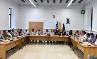 Manises dóna forma al seu govern bicolor amb la dreta i el PSPV en l'oposició