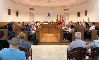 El ple de Paterna aprova per unanimitat que els partits no reben assignació econòmica