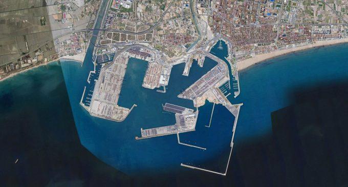 La propuesta de Ribó para el puerto: un acceso norte ferroviario y una estación intermodal en Sagunto