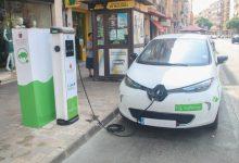 Alaquàs instala el primer punto de recarga gratuito para vehículos eléctricos