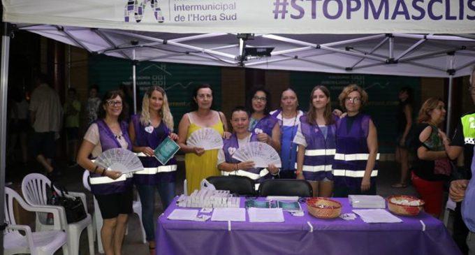 Els punts violeta de l'Horta: més d'un any lluitan contra el masclisme des de la prevenció i la conscienciació social