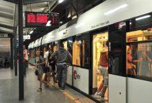 La Generalitat reforça el servei nocturn de Metrovalencia per a la Nit a la Mar