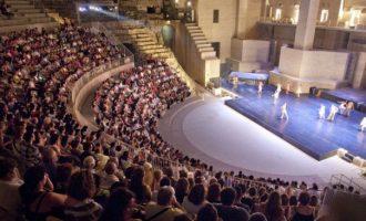 La 36a edició de 'Sagunt a Escena' arriba un any més amb 32 espectacles de teatre, música i dansa