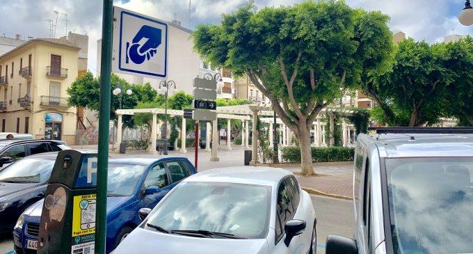 El servei de l 'ORA d'Alzira serà gratuït al més d'agost