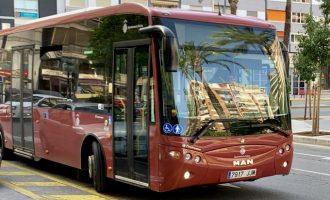 Més de 4.000 persones fan ús de forma gratuïta del servei de transport urbà d'Alzira