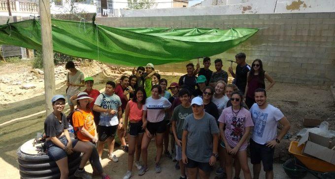 Manises acull un camp de voluntariat d'arqueologia per a joves