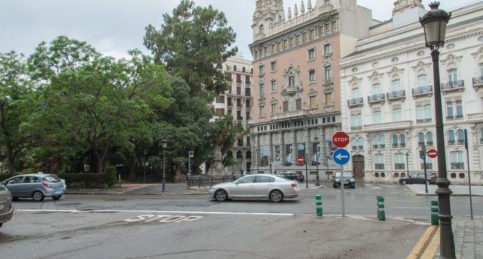 El carrer Ximénez de Sandoval canvia de sentit