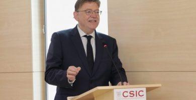 """Puig apel·la a la """"mirada oberta"""" de tots en la investidura de Sánchez: """"El país no es mereix aquest punt mort"""""""