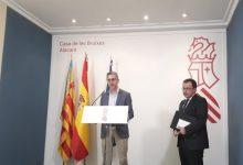 """Arcadi España defensa """"traure del debat polític"""" la contaminació i """"lluitar contra ella amb força"""""""