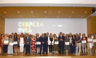 Bankia y Fundación Bancaja entregan ayudas por 400.000 euros a 46 asociaciones para proyectos de acción social