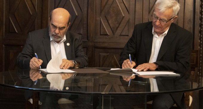 Ajuntament i FAO signen el protocol d'intencions per al CEMAS