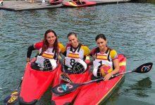 El Club Alaquàs Kayak Polo participa en el campeonato internacional ECA en Bélgica