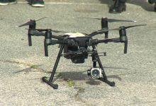 Els drons vigilaran la venda ambulant ilegal i els carteristes en les mascletaes