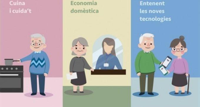 Talleres para fomentar el envejecimiento activo en Algirós