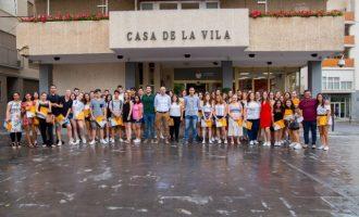 Mislata dóna la benvinguda als 52 becaris del programa La Dipu et Beca