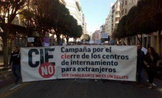 """'CIEs No' exige una investigación """"independiente"""" por la muerte del interno de Zapadores"""