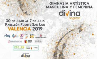 Campionat d'Espanya de Gimnàstica Artística Masculina i Femenina a València