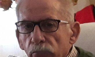 Buscan a un hombre de 74 años enfermo de Alzheimer desaparecido