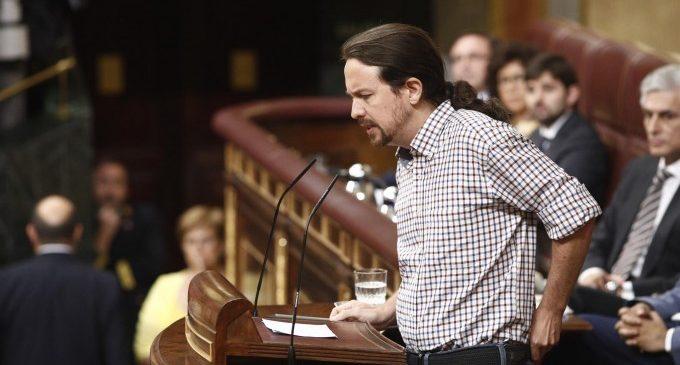 Iglesias invita a Sánchez a que hable con Puig y le pregunte sobre la capacidad de gobierno de Podemos