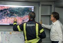 Estabilizado el incendio de Beneixama que ha arrasado más de 800 hectáreas