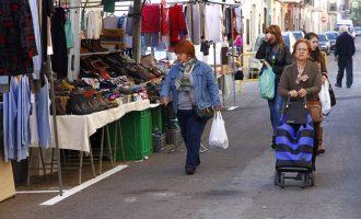 Puzol trabaja en implantar nuevas medidas para los mercados municipales