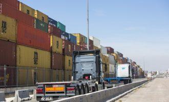 Les exportacions de la Comunitat Valenciana registren un nou rècord històric
