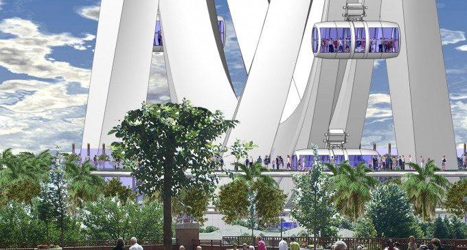 València va rebutjar la nòria gegant en considerar que no encaixava amb el projecte de futur de La Marina