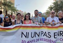 Oltra convida a seguir l'exemple valencià per a formar el Govern d'Espanya: