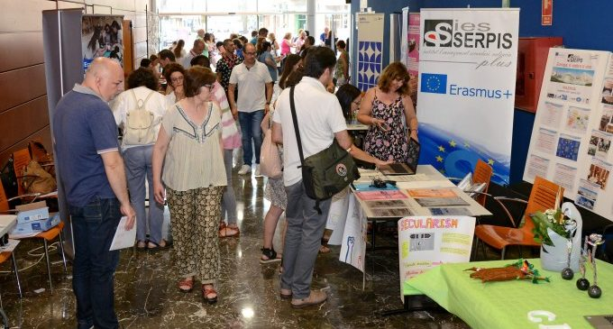 Paiporta acull una jornada de difusió d'experiències amb el programa Erasmus+