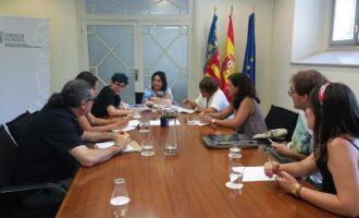 Pérez Garijo es compromet a destinar el 0,4% del pressupost de la Generalitat a cooperació abans de 2023