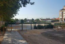 Nueva zona de socialización para perros en Castellar