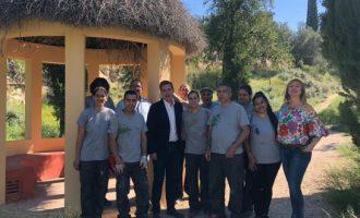 La Generalitat concede 134.000 € para financiar el Programa Itineraris 2019 de Bienestar Social