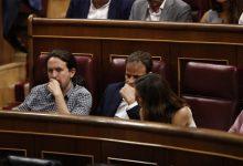Desconcert en Podemos per l'obstinació de Sánchez a demanar l'abstenció del PP