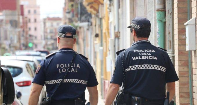 València incorpora al servici actiu a 19 agents de Policia Local