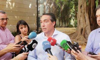 """El PP exige a Pérez Garijo que """"enseñe los contratos del IVF con la empresa de Puig si no tienen nada que esconder"""""""