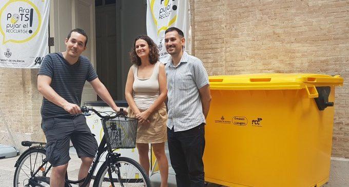Ja es coneix el guanyador de la campanya 'Ara pots pujar el reciclatge'