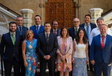 """Adsuara defensa la """"equitat"""" i """"la cultura del pacte""""com a senyals d'identitat de la Diputació de València"""