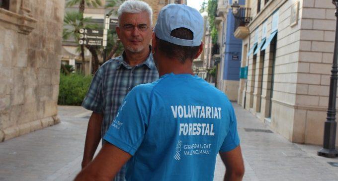 Alzira vigilará su patrimonio natural con un programa de voluntariado forestal