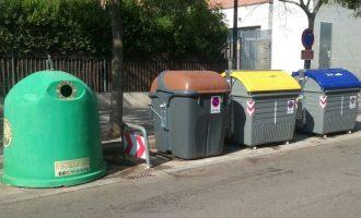 València arreplega més de 4.500 tones de residus reciclables en juliol
