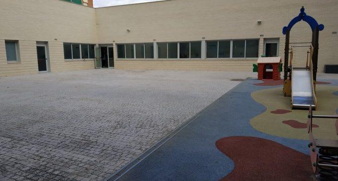 El Ayuntamiento inicia las obras de mejora del CEIP del Grau y la Escoleta de Algirós