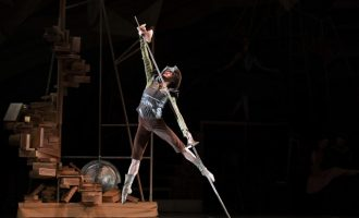 Sagunt a Escena porta 'El Quijote del Plata' del Ballet Nacional Sodre de l'Uruguai