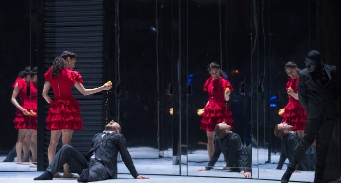 Les Arts invita per al seu primer cicle de ballet la Companyia Nacional de Dansa, María Pagés Compañía i Ananda Dansa