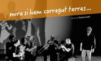 La música torna a Sagunt a Escena amb Carles Dénia i el seu concert 'Mira si hem corregut terres'