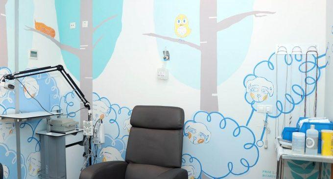 La Fe desenvolupa més de 25 iniciatives emmarcades en el projecte 'Hospital amable'