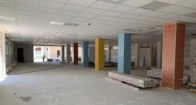 El curso escolar 2019-2020 empezará con siete centros nuevos y otros siete en construcción