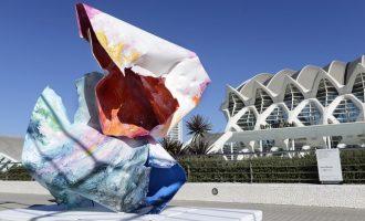 Les exposicions d'art completen l'oferta de la Ciutat de les Arts i les Ciències