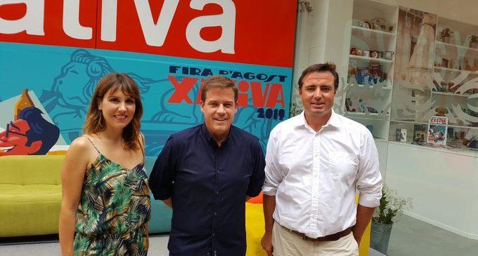 La Fira d'Agost de Xàtiva 2019 rep al voltant de 200.000 visitants