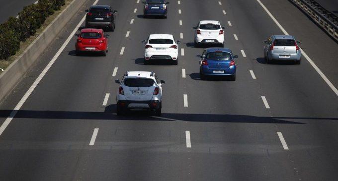 Tráfico calcula 2.280.000 vehículos en las carreteras de la Comunitat en el Puente