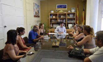 Burjassot colaborará con asociaciones para integrar y mejorar el bienestar de las personas con diversidad funcional