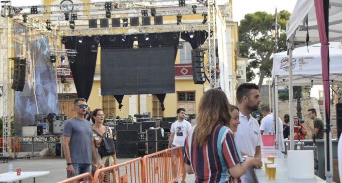 Burjassot finalitza el primer cap de setmana de les festes de Sant Roque